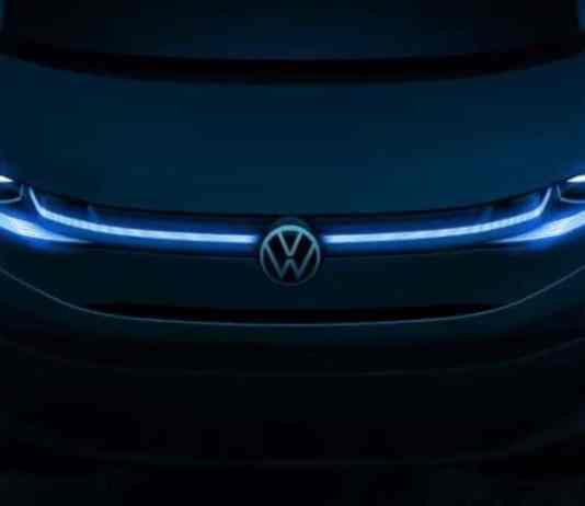 Volkswagen T7 Multivan - Teaser