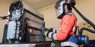 Groupe Renault, Veolia & Solvay s'unissent pour recycler les métaux des batteries électriques en fin de vie