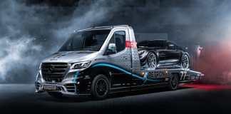 Mercedes Sprinter V6 AMG PETRONAS (par KEGGER)