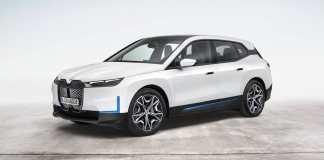 Nouvelles BMW iX xDrive40 et BMW iX xDrive50