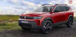 Dacia Bigster 2025 - crédit photo autobild