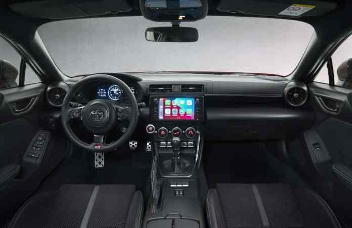 Nouvelle Toyota GR86
