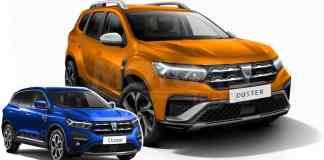 Dacia Duster 2021 facelift