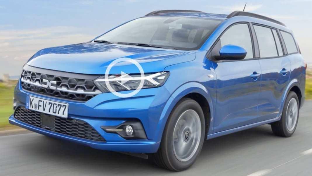 Dacia Logan MCV 2022 - crédit image Autobild.de