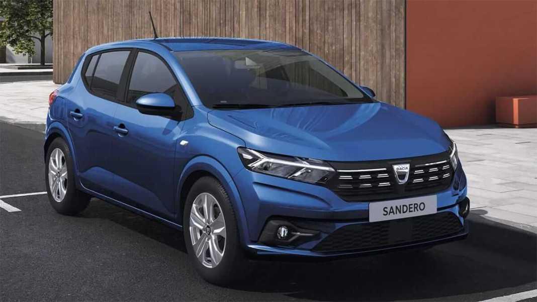 Dacia Sandero 3 euro par jour