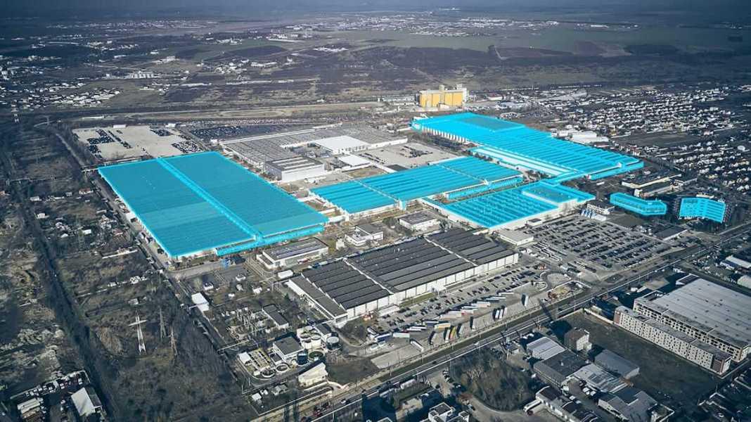 Ford produira un nouvel utilitaire léger en Roumanie dès 2023