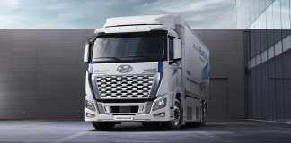 Hyundai Xcient 2021