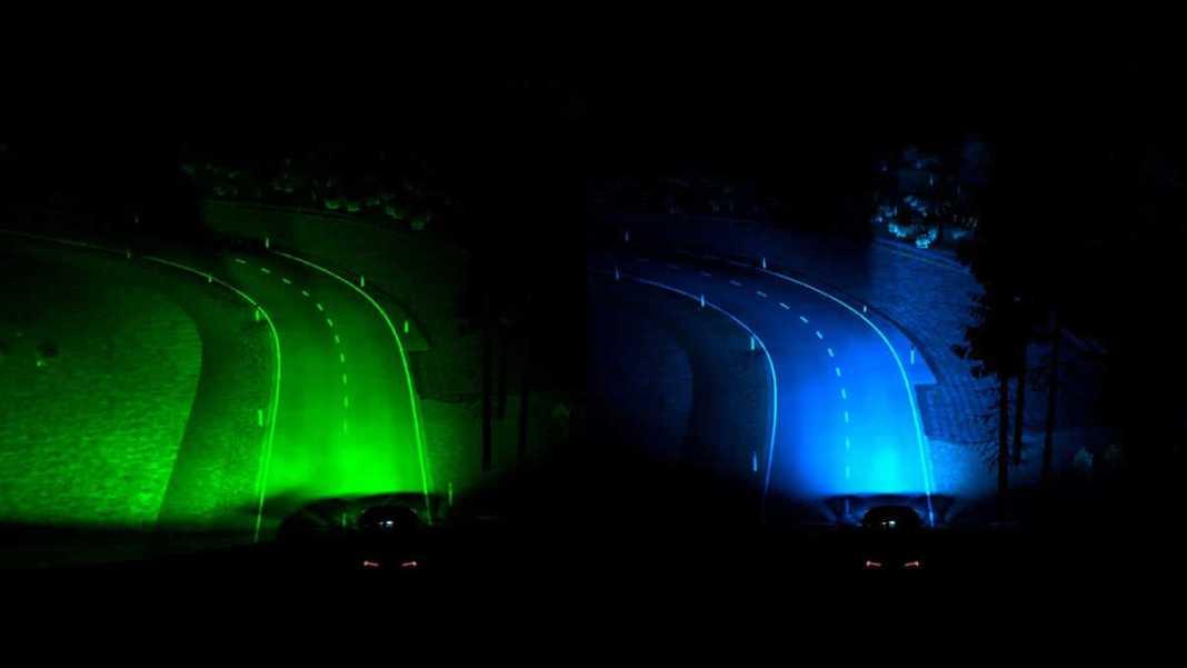 Les nouveaux phares intelligents de Ford peuvent prédire l'avenir afin de faciliter la conduite de nuit
