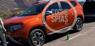 Dacia Duster 2021 Facelift - crédit image cochespias.net
