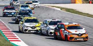 Clio Cup Europe - Circuit Paul Ricard