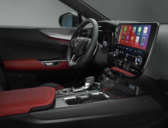 Lexus NX 2021