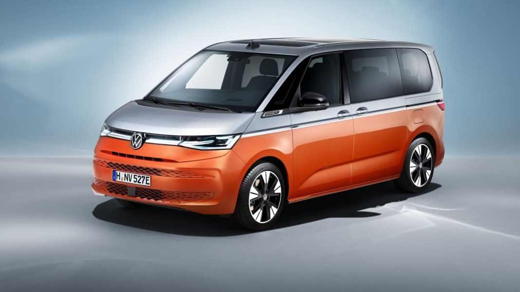 Nouveau Volkswagen Multivan