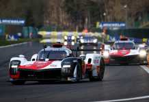 Toyota disputera sa 100ème course en Endurance à Portimao