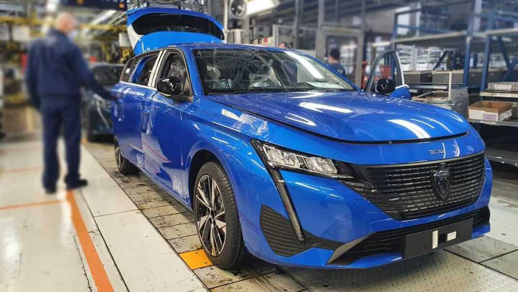 Usine Peugeot Algérie