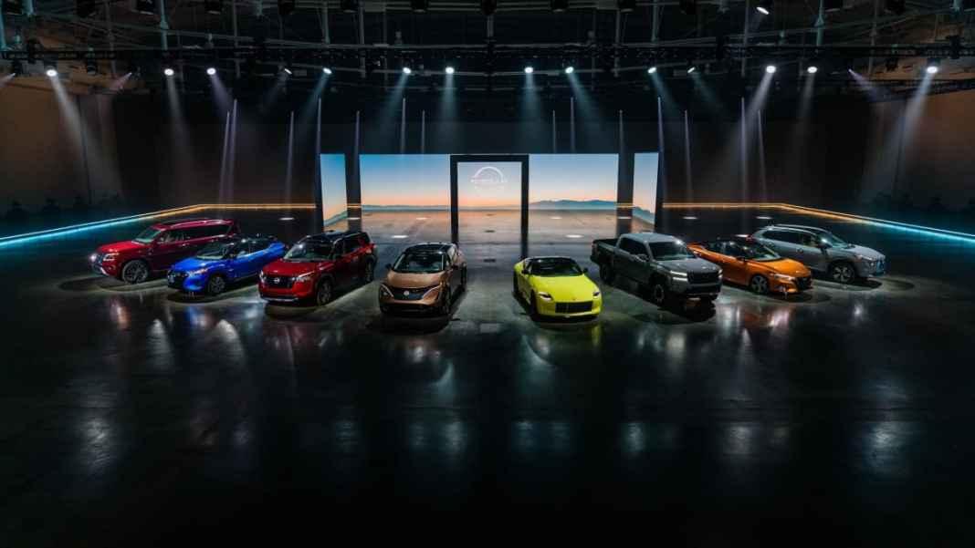 Nissan au salon de Chicago
