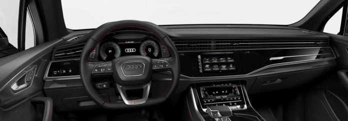Audi Q7 TFSI e Pack Competition Plus