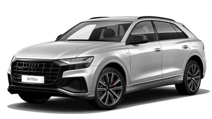 Audi Q8 TFSI e Pack Competition Plus