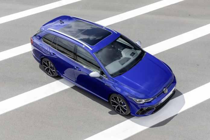 Nouvelle Volkswagen Golf R SW