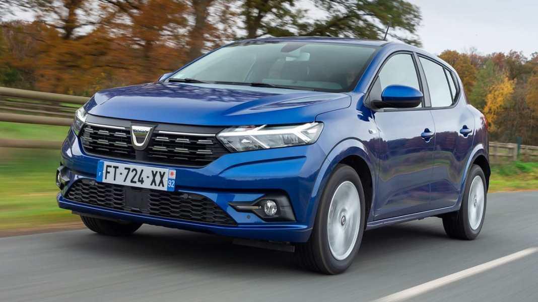 Nouvelle Dacia Sandero 2021