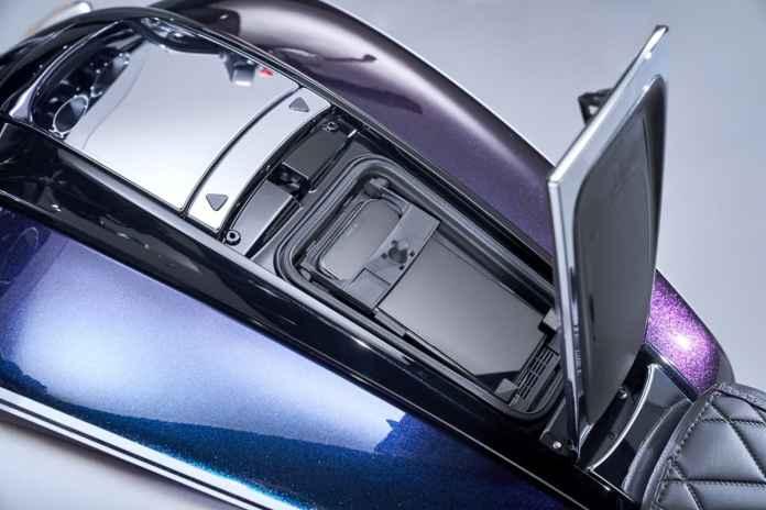 nouvelle BMW R 18 B