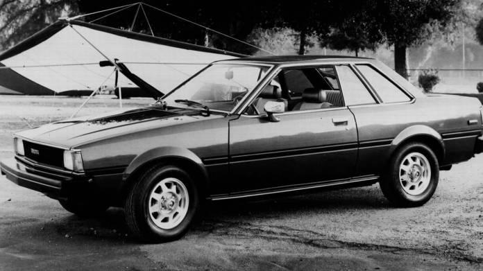1981 Corolla SR5