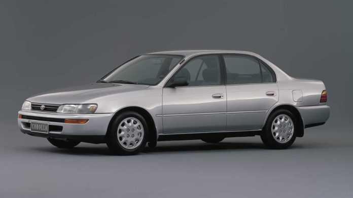 Corolla 1993-1997