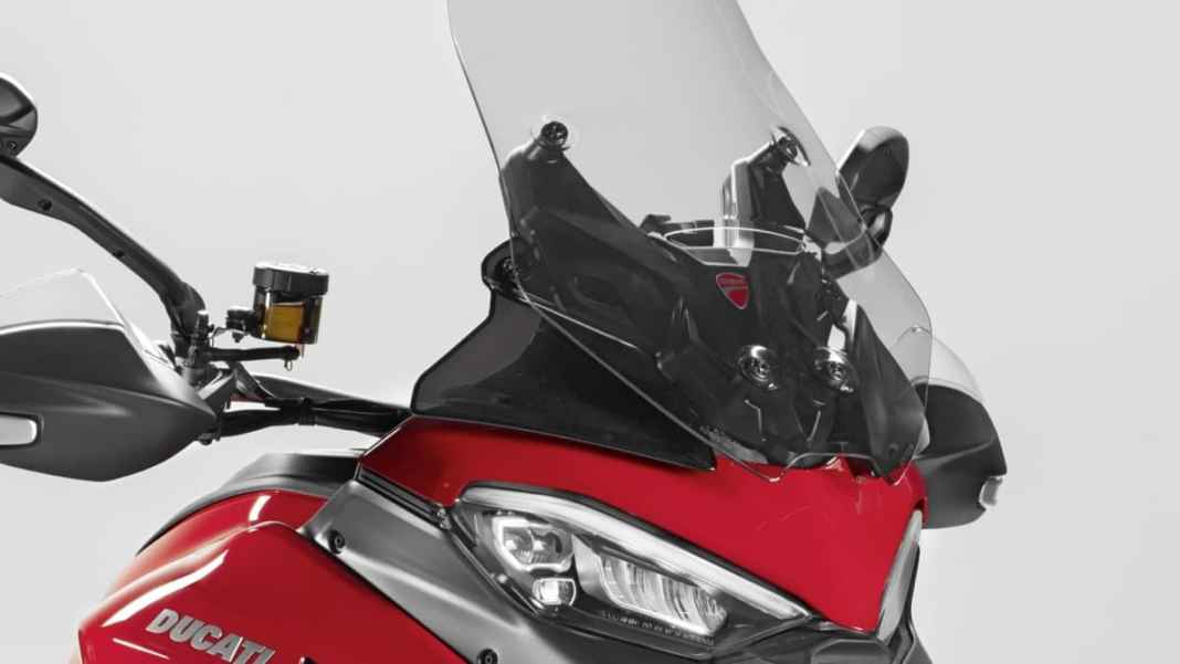 MY21 Touring Accessories - Ducati Performance