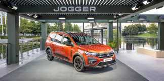 Dacia Jogger - Munich 2021