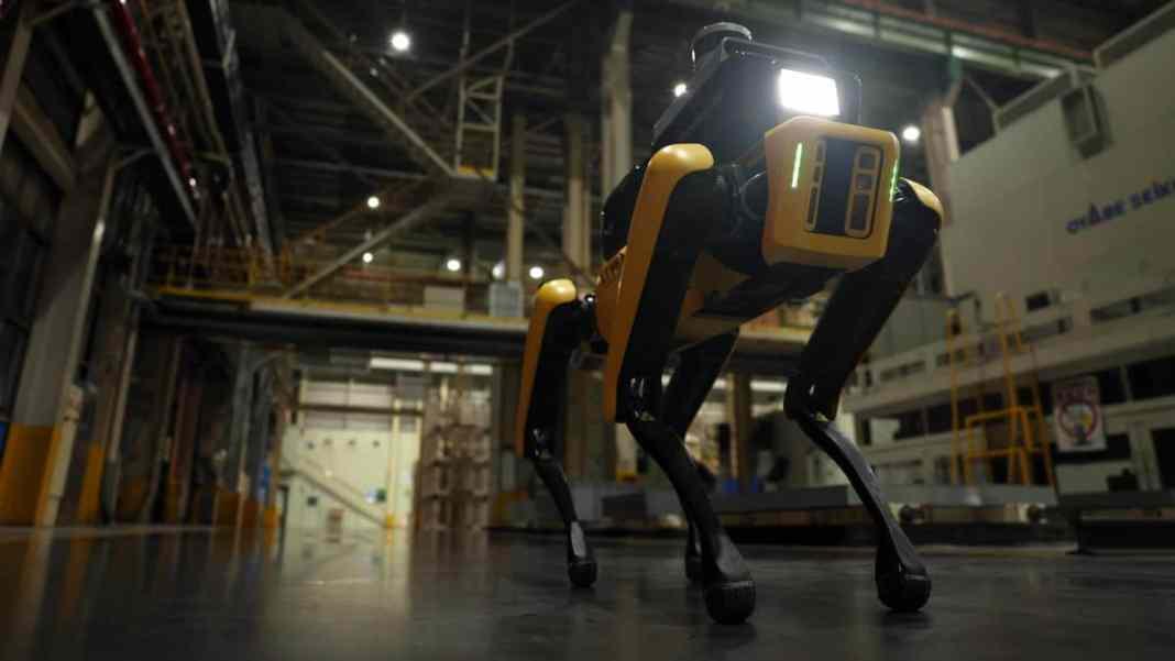 Hyundai - Robot