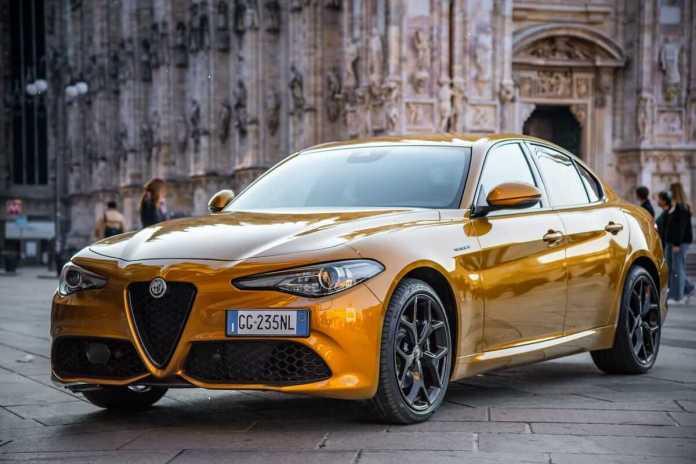 Alfa Romeo Giulia et Stelvio GT Junior