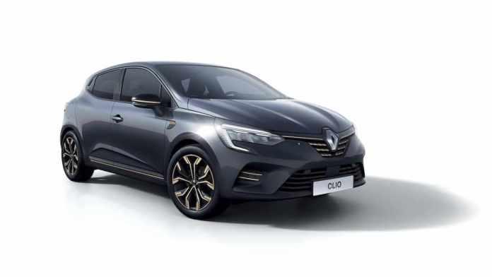 2021 - Renault Clio Série Limite Lutecia