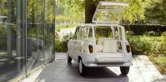 Renault 4L - Suite N°4 Concept