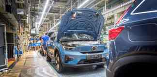 Volvo Cars C40 Recharge