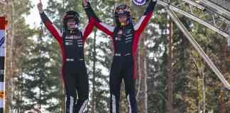 Toyota Yaris WRC - Rallye de Finlande 2021