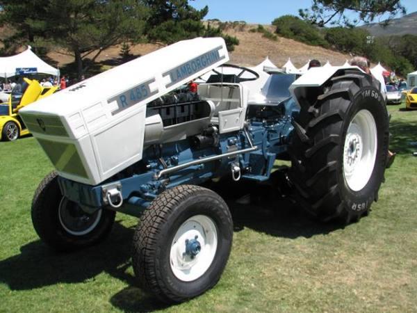 Lamborghini Tractor Andres O'Neill photo 5