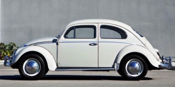 Volkswagen VW Beetle Seinfeld Amelia Island $120,000 02