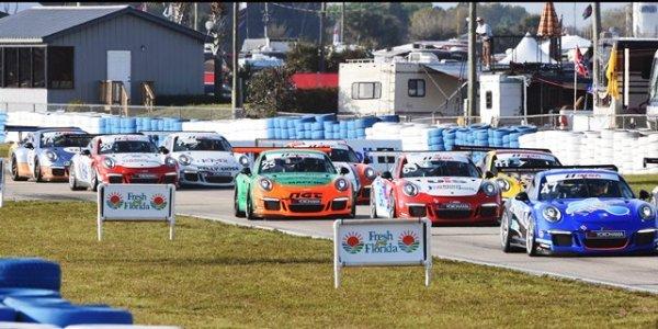 Victor Gomez IV  Porsche GT3 Sebring 04