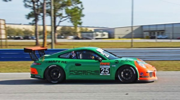 Victor Gomez IV  Porsche GT3 Sebring 06