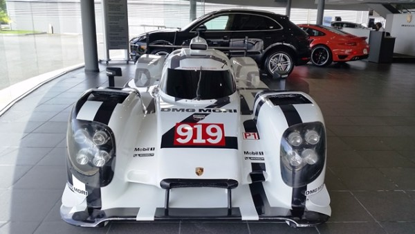 Porsche 919 Hybrid Andres O'Neill photo 11