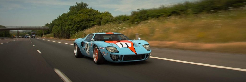 Ford GT classic colors - motor speed news