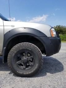 Nissan Frontier Tire