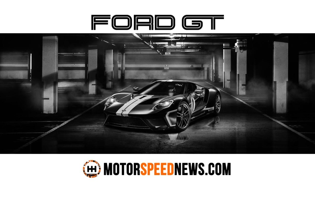 Want A New Ford GT? It's Your Lucky Day, Applications Reopen In November