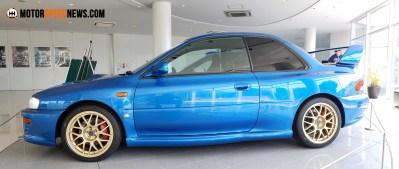 Motor Speed News Photography - Subaru 22B STI In Japan