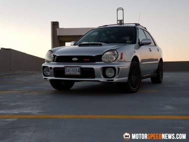 Wills Built Bugeye WRX Wagon - Motor Speed News