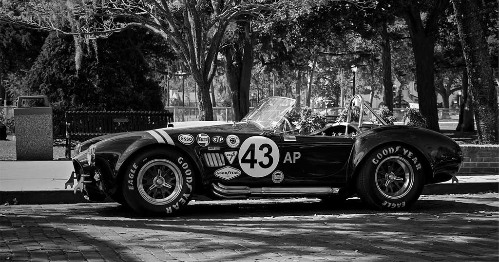 Quotes About Cars And Driving - Shelby Cobra