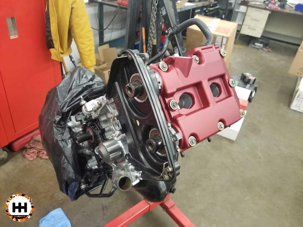 IAG Short Block Engine Build - Wills WRX Wagon - Image 3
