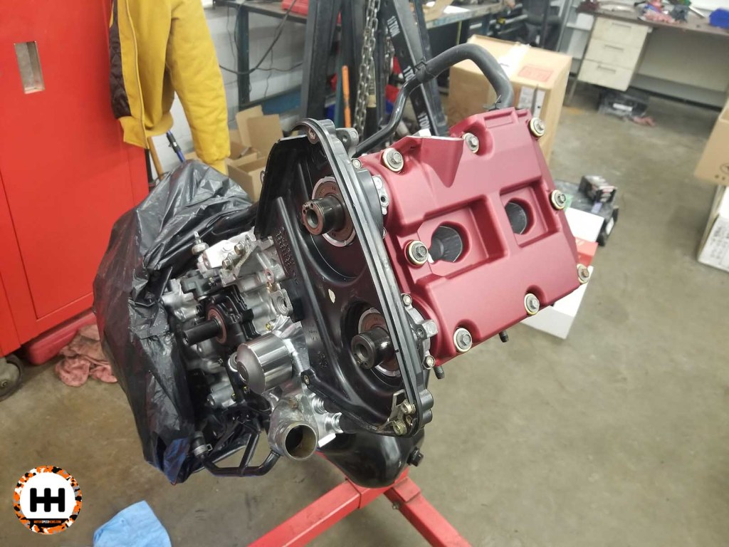 IAG Short Block Engine Build - Wills WRX Wagon - Image 3
