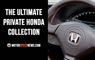 The Ultimate Private Honda Collection