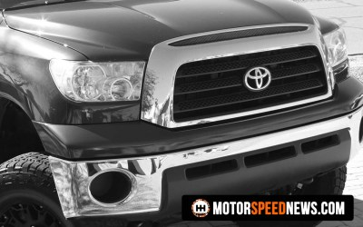 2nd Toyota Tundra Truck Hits One Million Miles