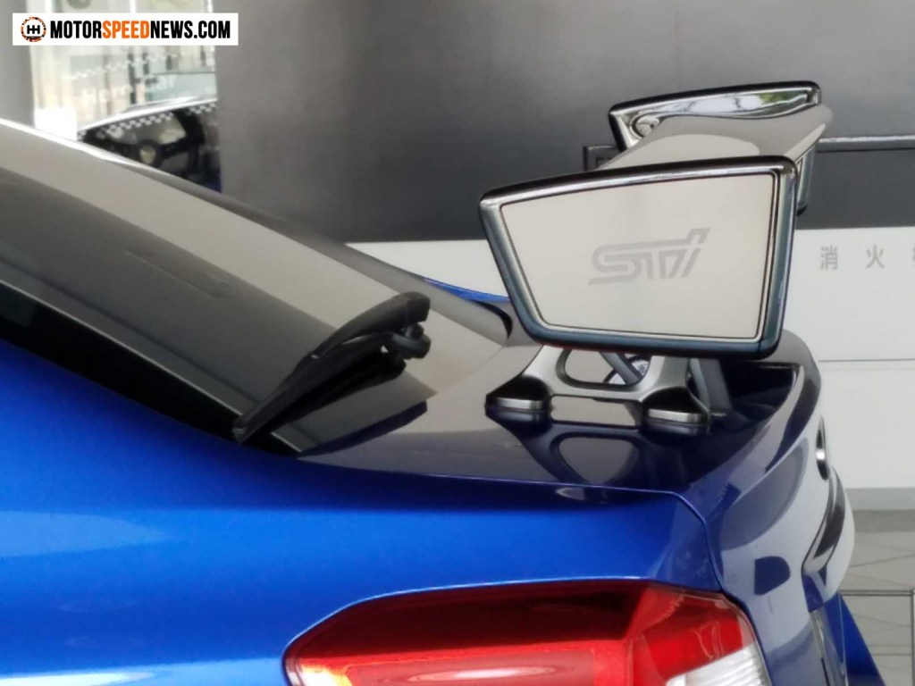 Mitaka Subaru In Japan - WRX S4 tS - image 2